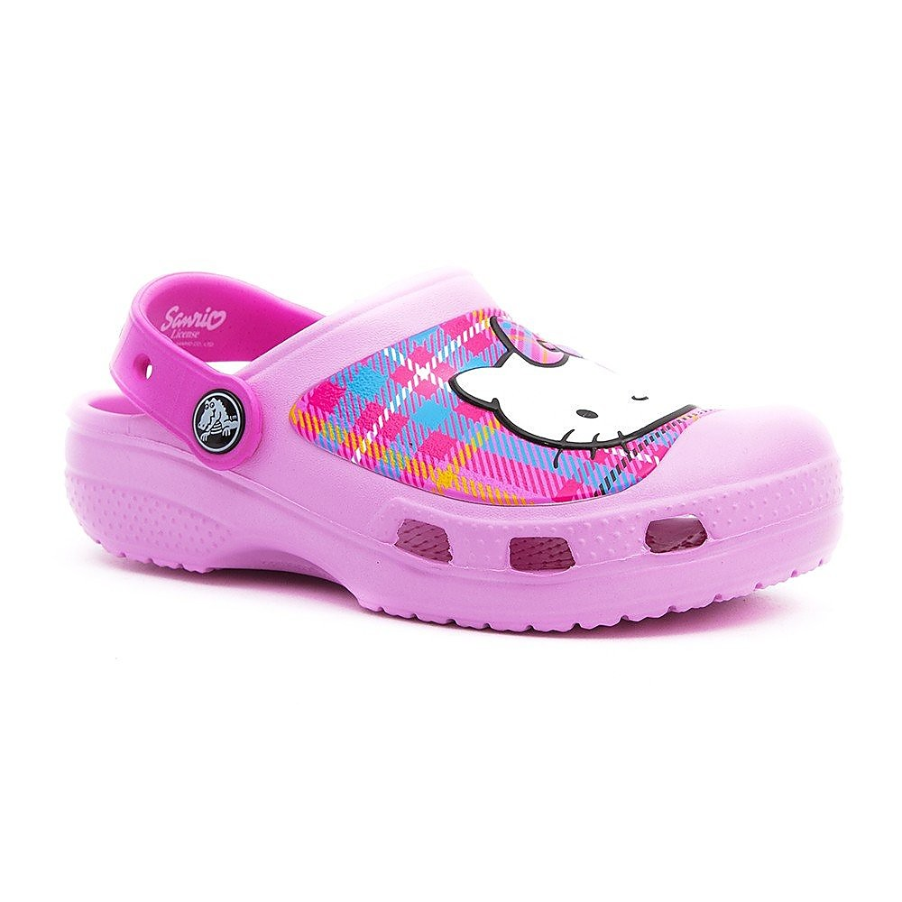 Crocs Kids Carnation / Neon