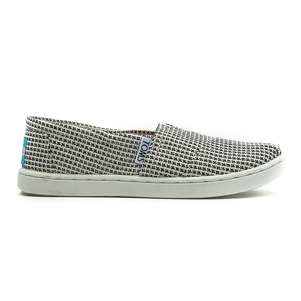Toms Seasonal Classic Silver