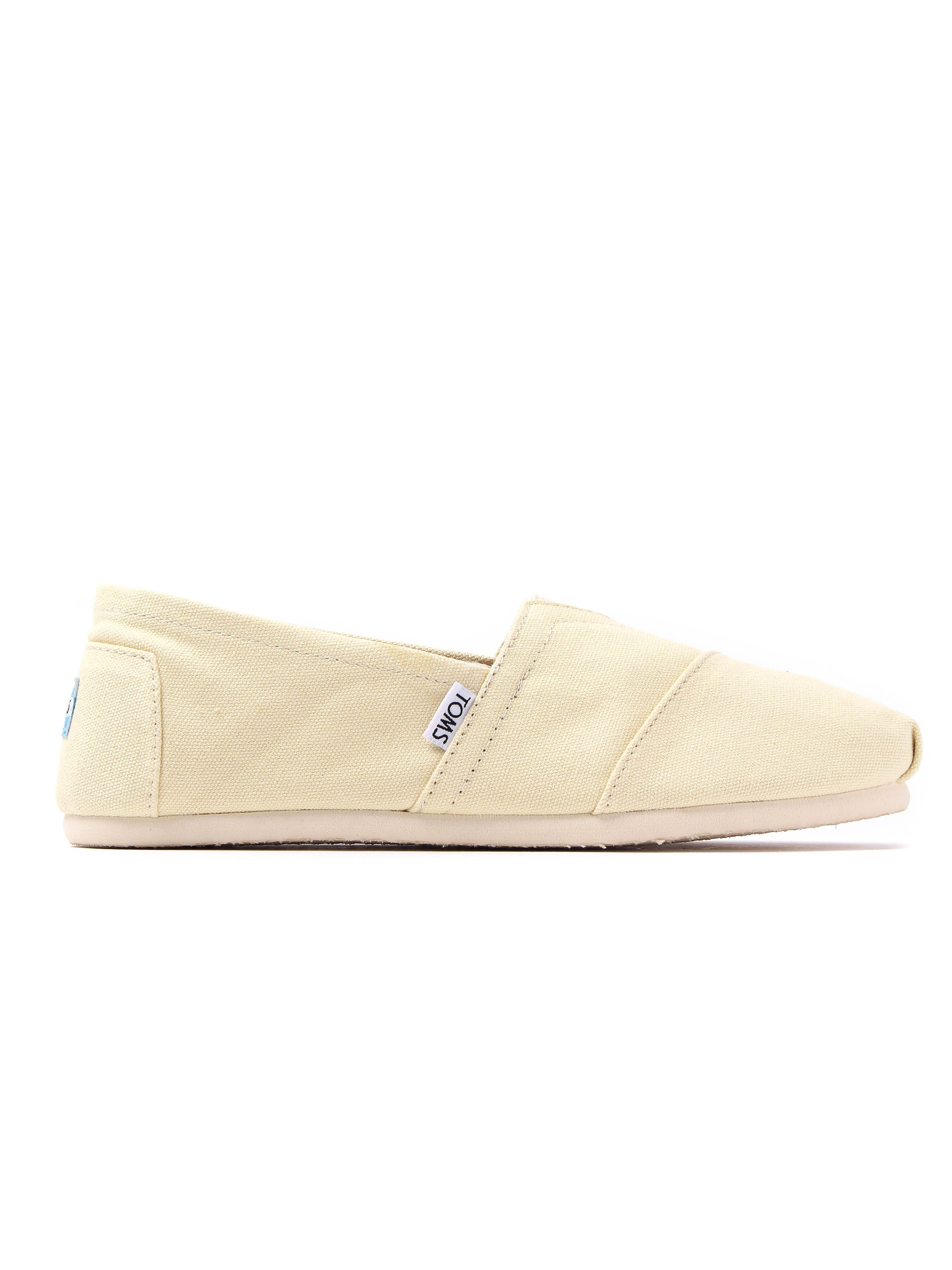 Toms Men's Classic - Natural Canvas