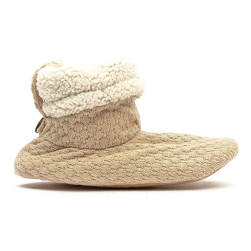 Bedroom Athletics Thandie Slipper Boot Womens - Natural