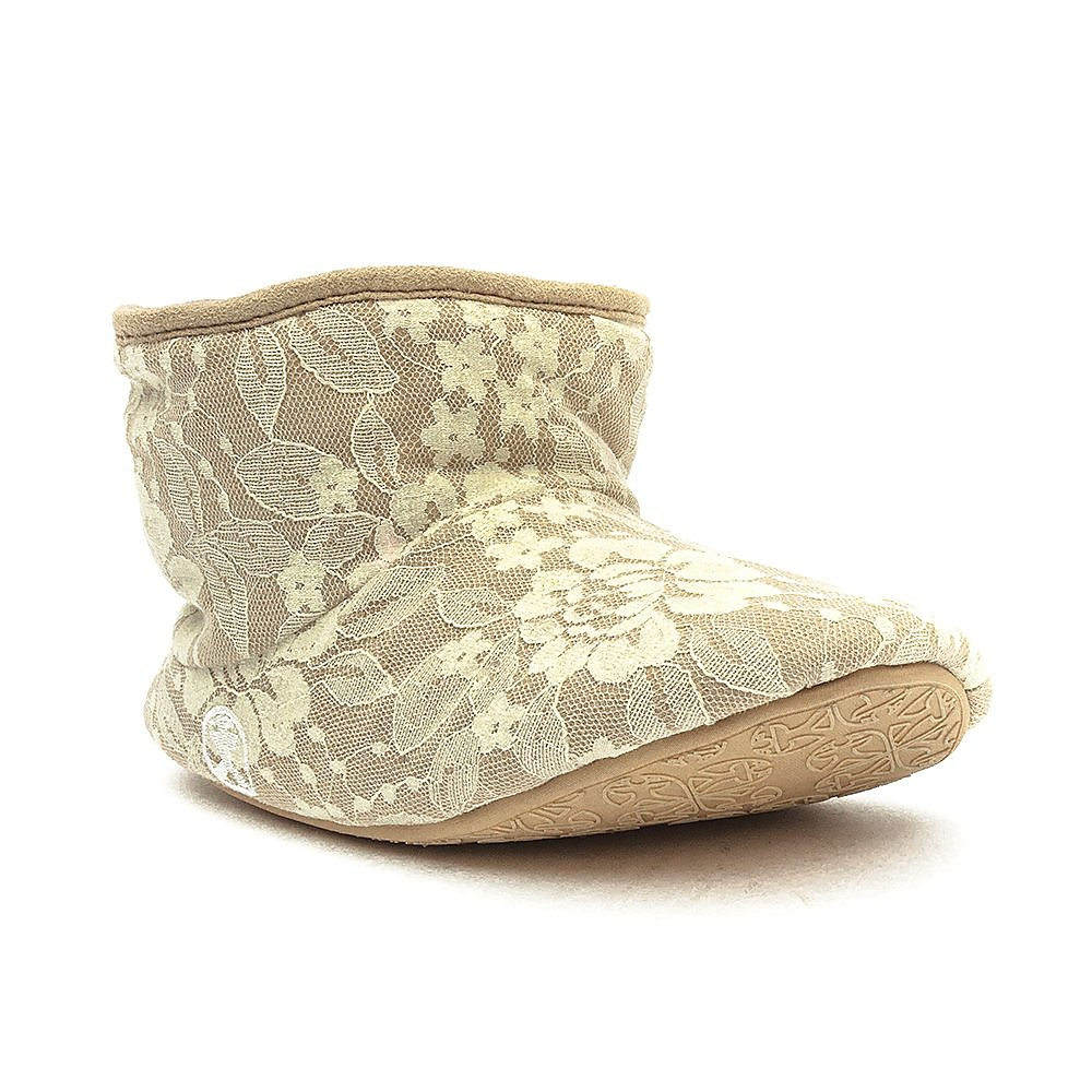 Bedroom Athletics Christina Slipper Boot Womens - Natural