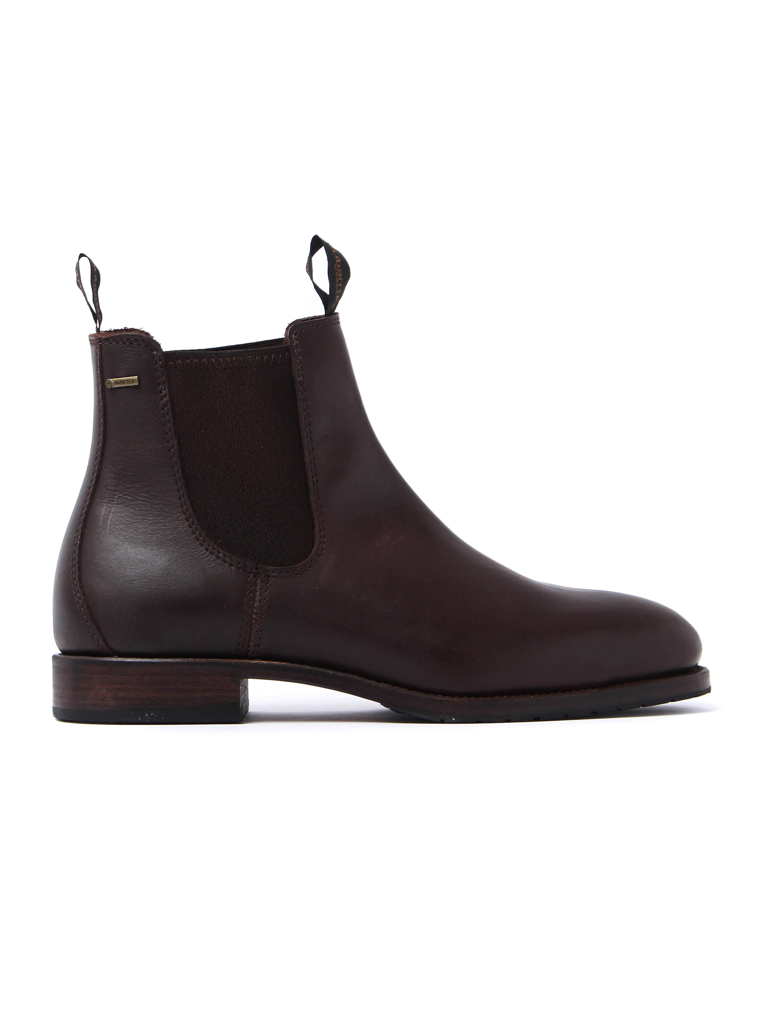 Dubarry Men's Kerry Leather Chelsea Boots - Mahogany