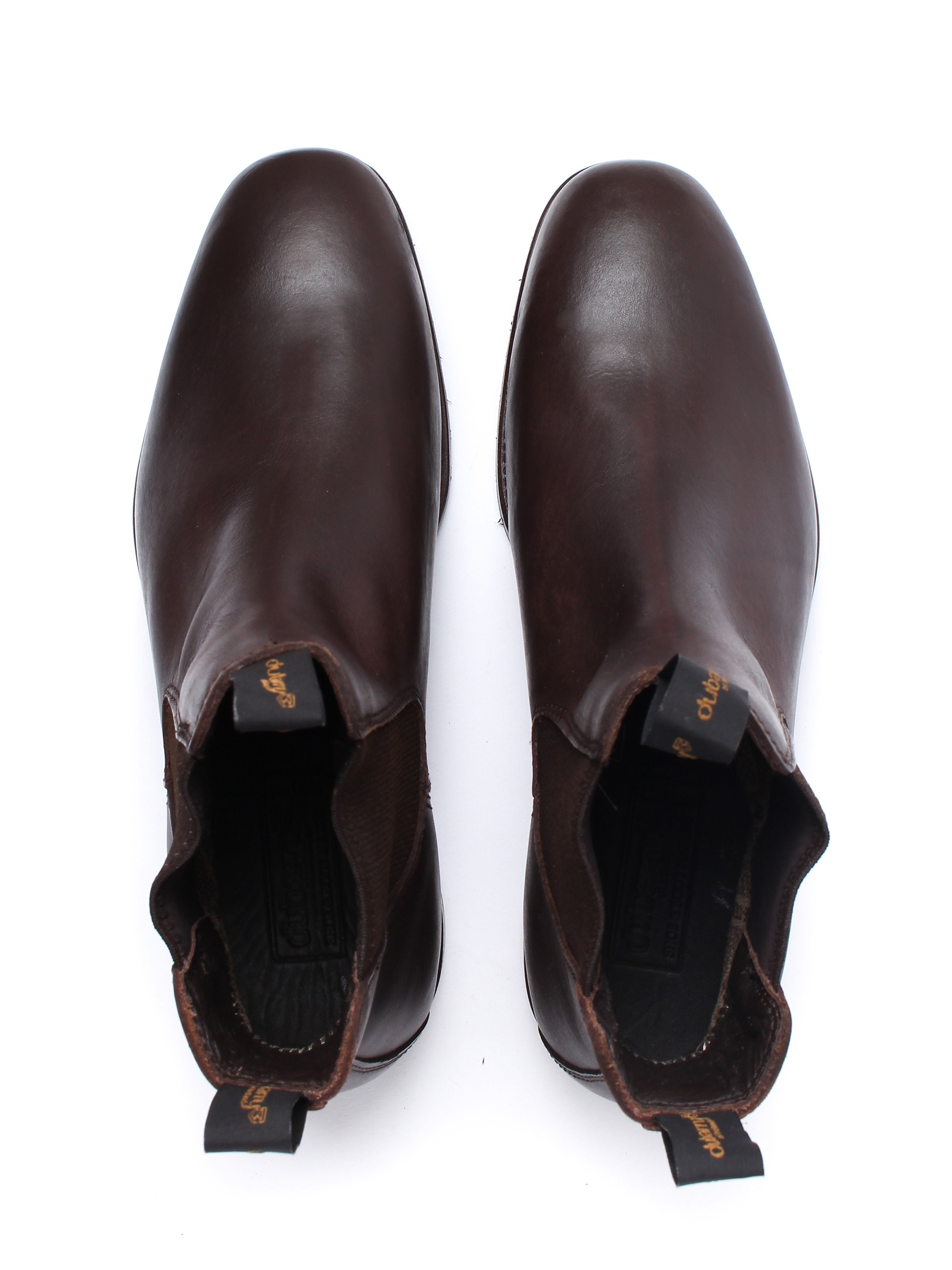 Dubarry Mens Kerry - Mahogany Leather