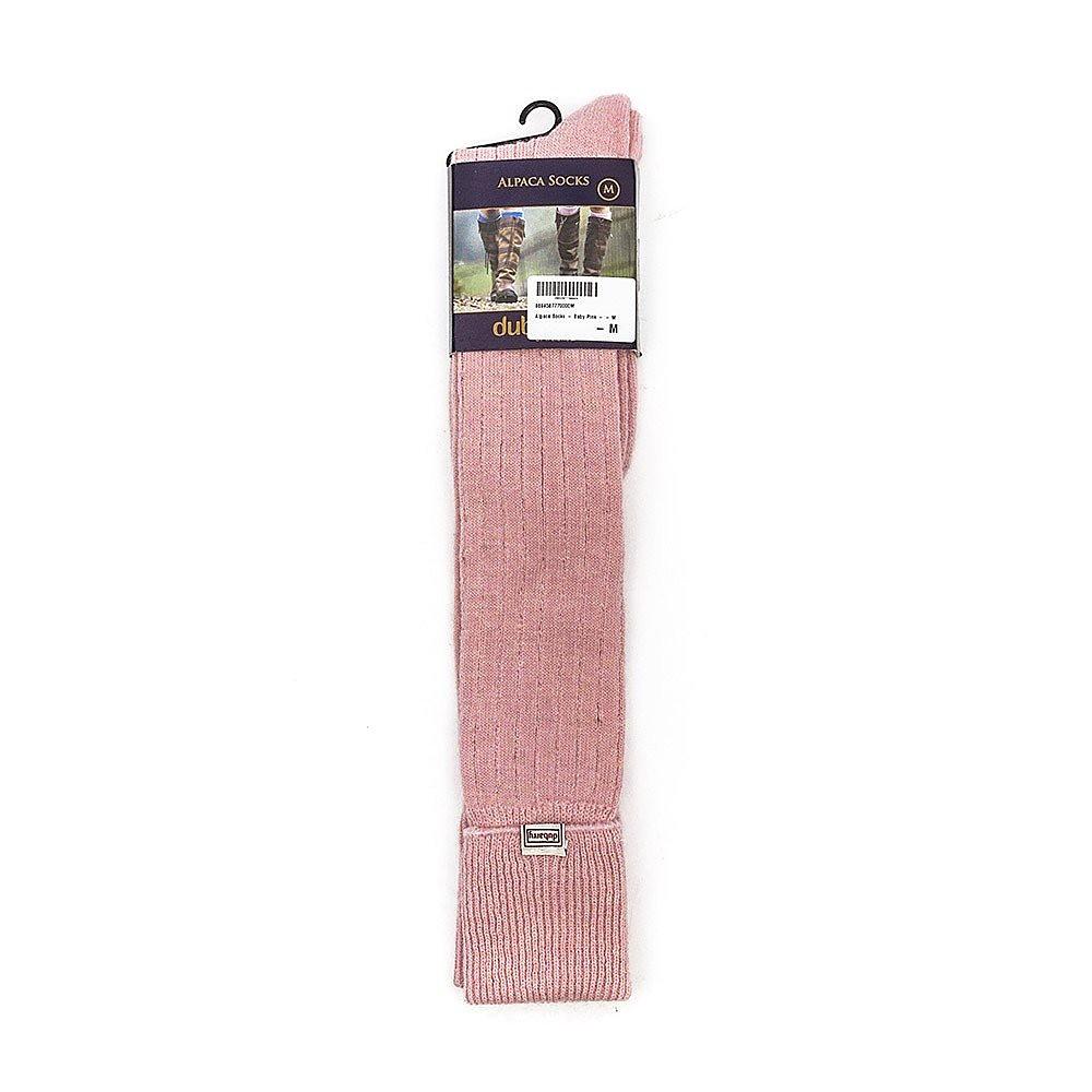 Dubarry Womens Alpaca Socks - Baby Pink