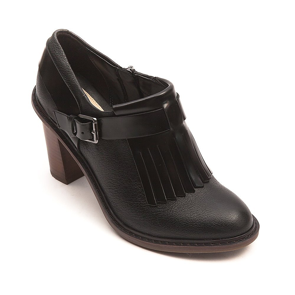 Clarks Blues Melody Womens Black Combi