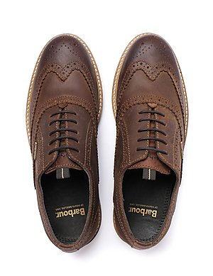 Barbour Redcar Oxford Brogue