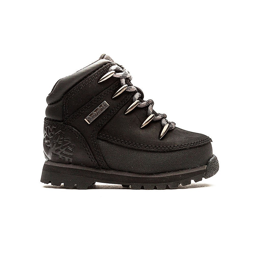Timberland Euro Sprint Junior Black /