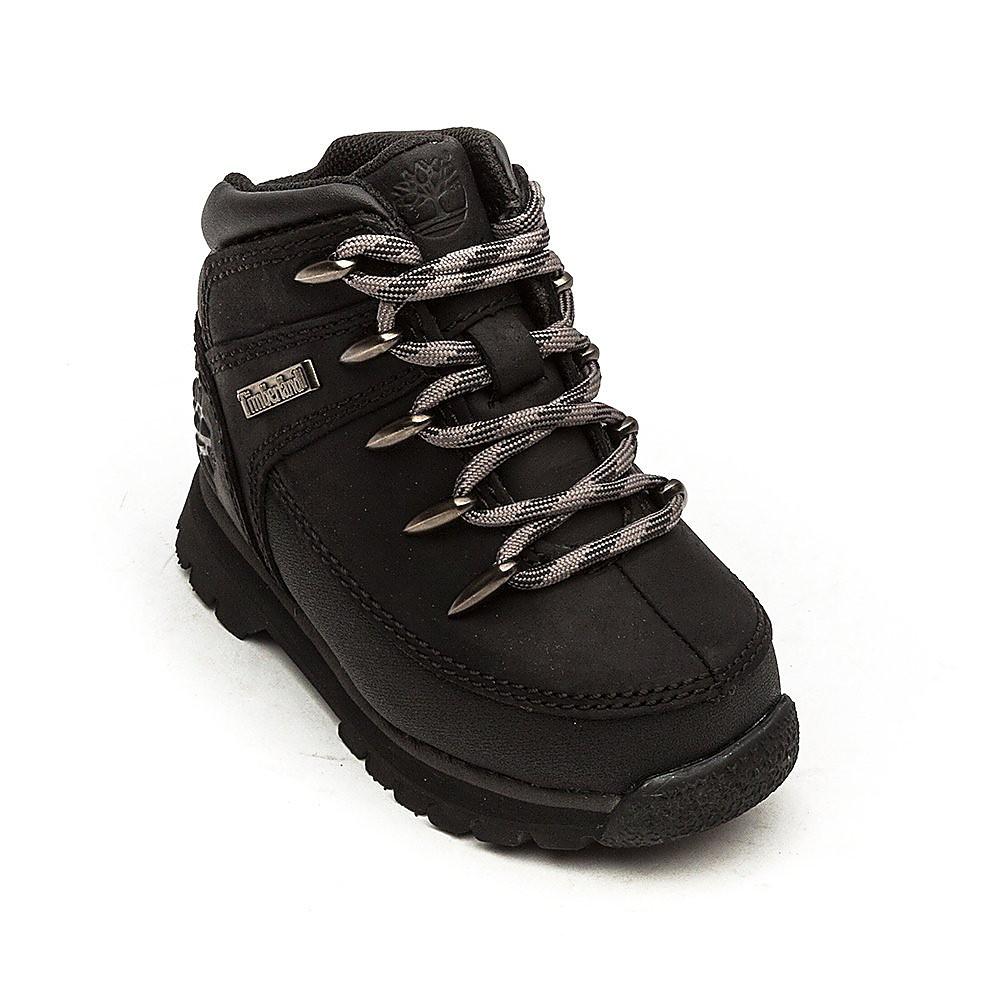 Timberland Euro Sprint Junior Black /
