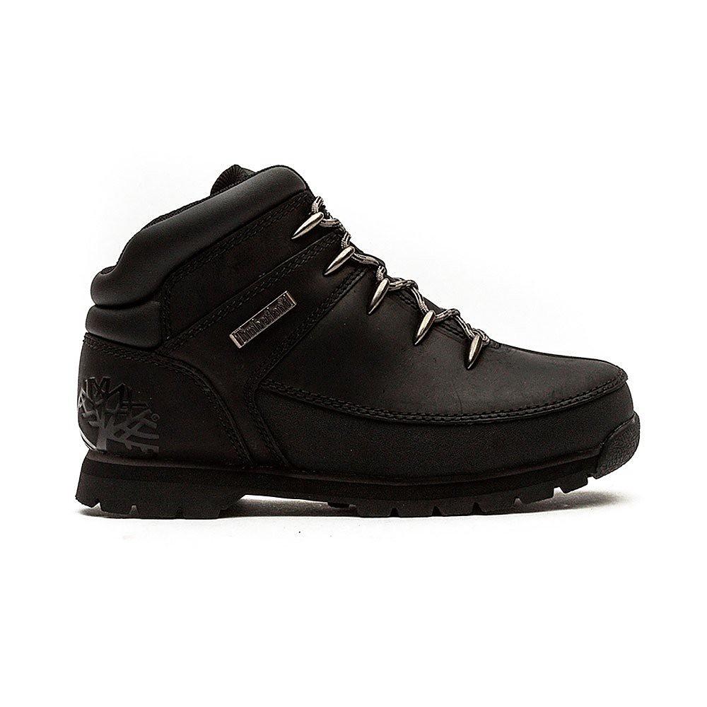 Timberland Junior Euro Sprint Boots - Black