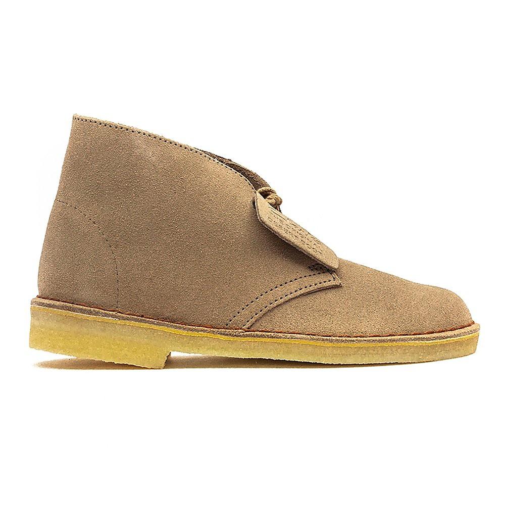 Clarks Desert Boot Womens Sand