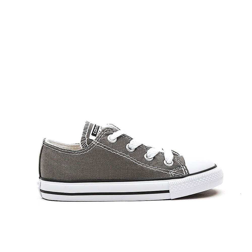Converse Infant Chuck Taylor All Star Ox - Charcoal