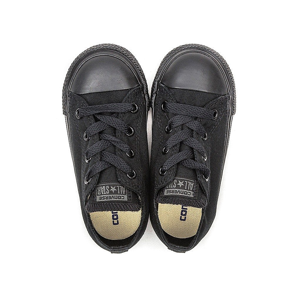 Converse All Star Ox Kids Black