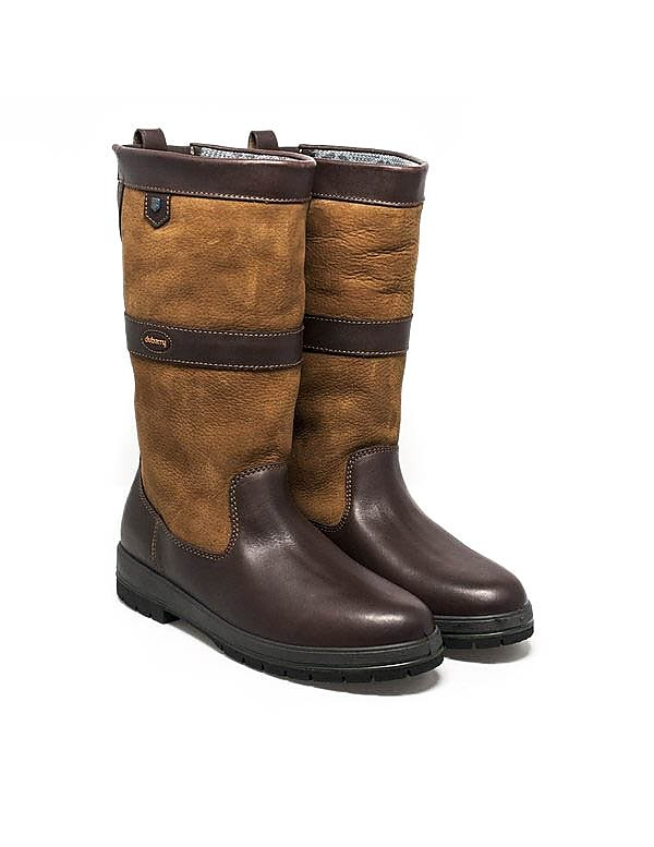 Dubarry Mens Kildare - Brown Leather