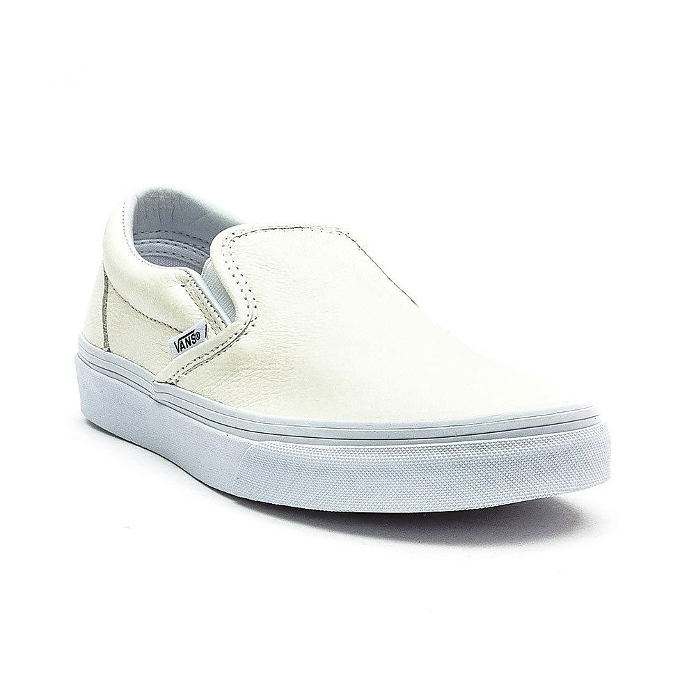 Vans Classic Slip-On Premium Leather