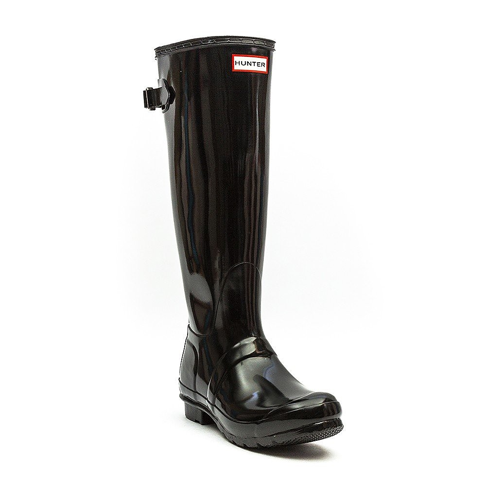 Hunter Wellies Original Back Adjustable