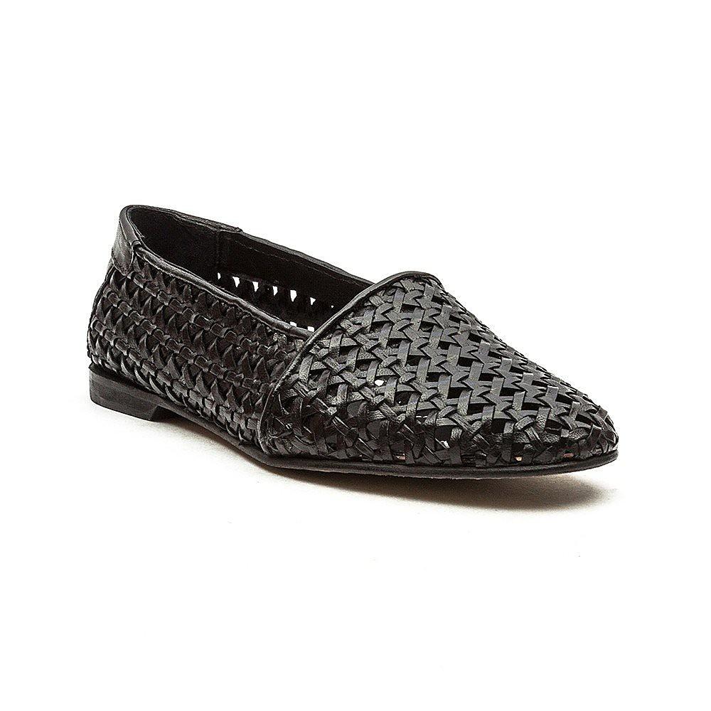 Hudson Coco Weave Womens Shoe - Black