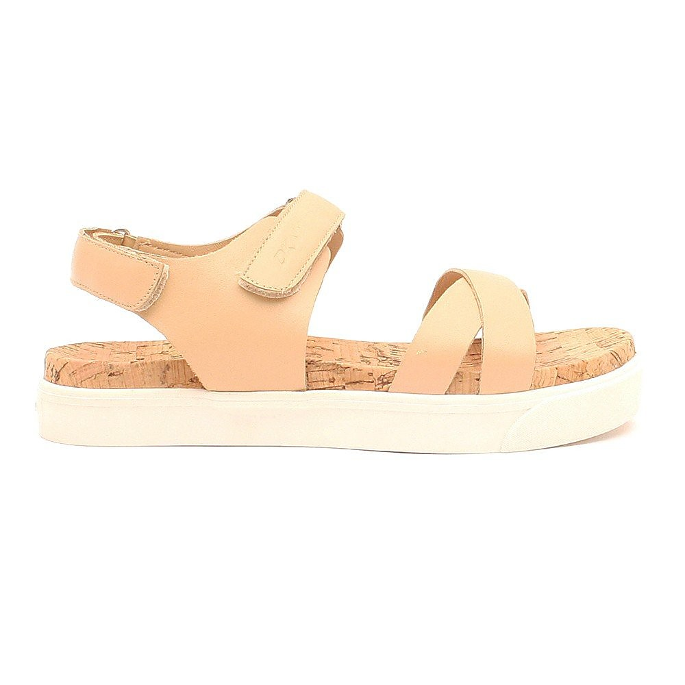 DKNY Brittany Womens Sandals - Buff