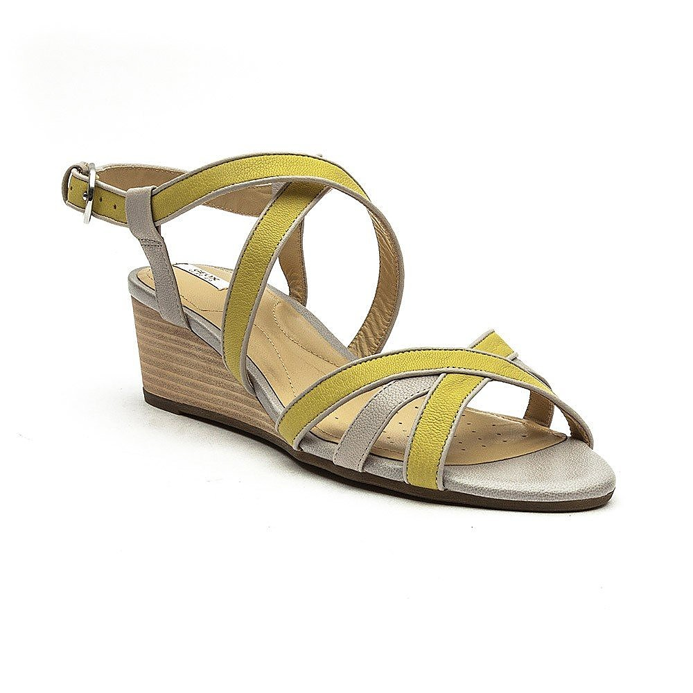 Geox Lupe Womens Light Yellow / Light