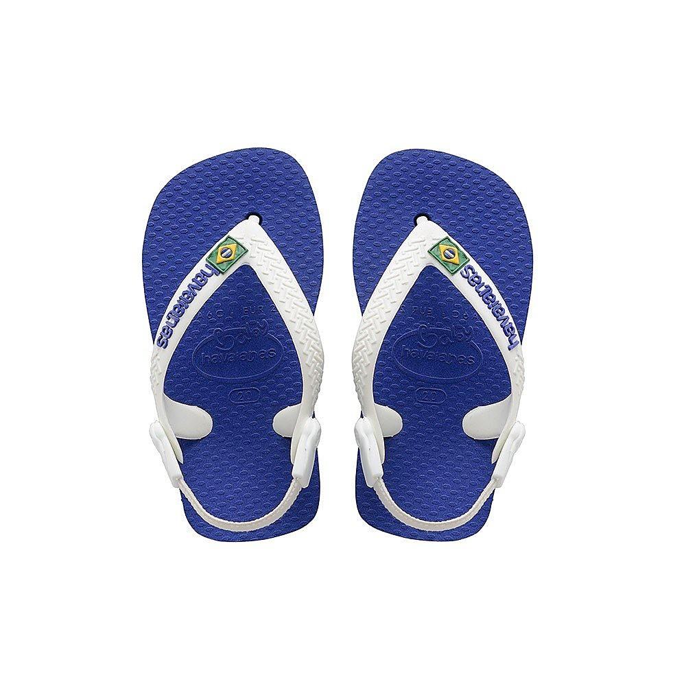Havaianas Brasil - Infants - Marine Blue