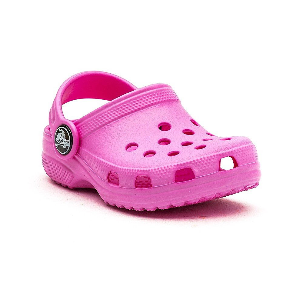 Crocs Infant Classic Kids Neon