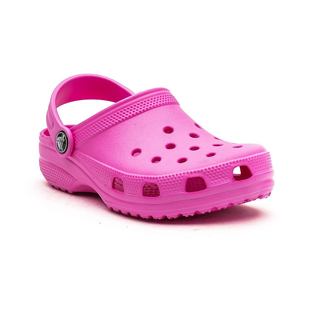 Crocs Junior Classic Kids Neon