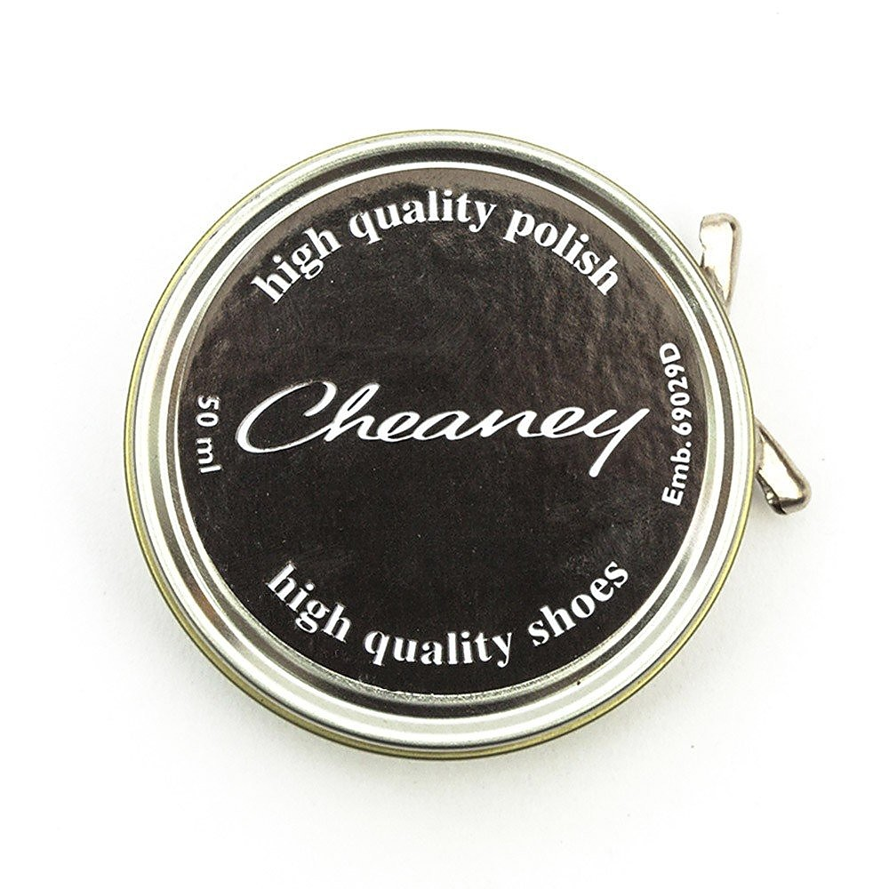 Cheaney Shoe Polish Chestnut