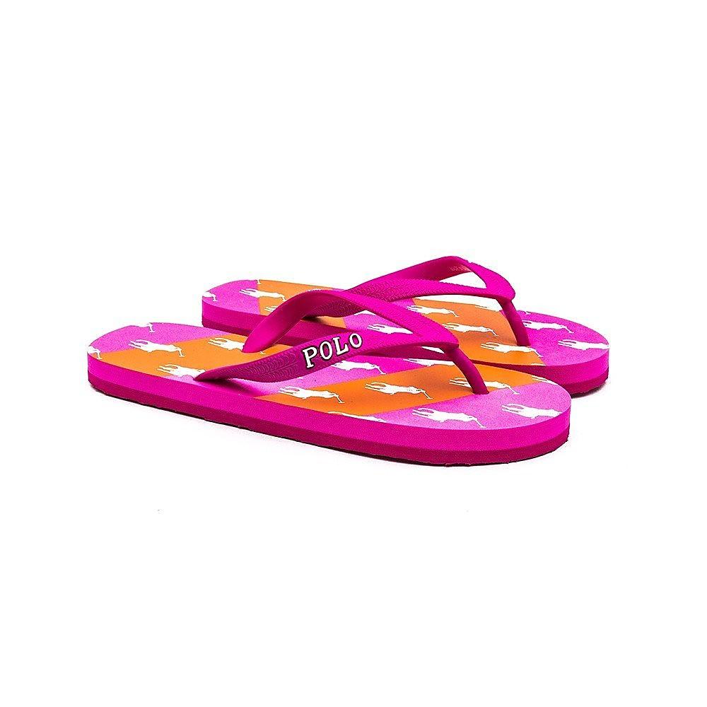 Ralph Lauren Kids Ralph Lauren Amino Stripe Ultra Pink