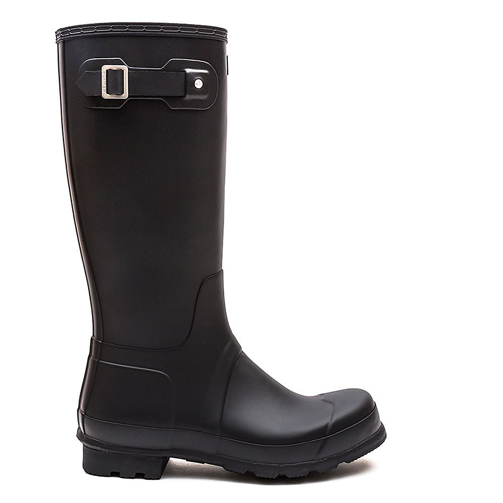 Hunter Wellies Mens Original Tall - Black