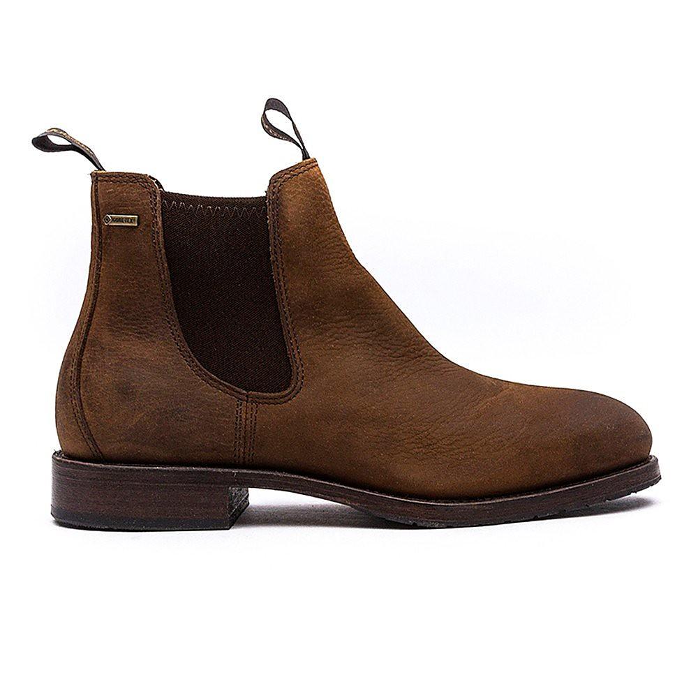 Dubarry Men's Kerry Leather Chelsea Boots - Walnut