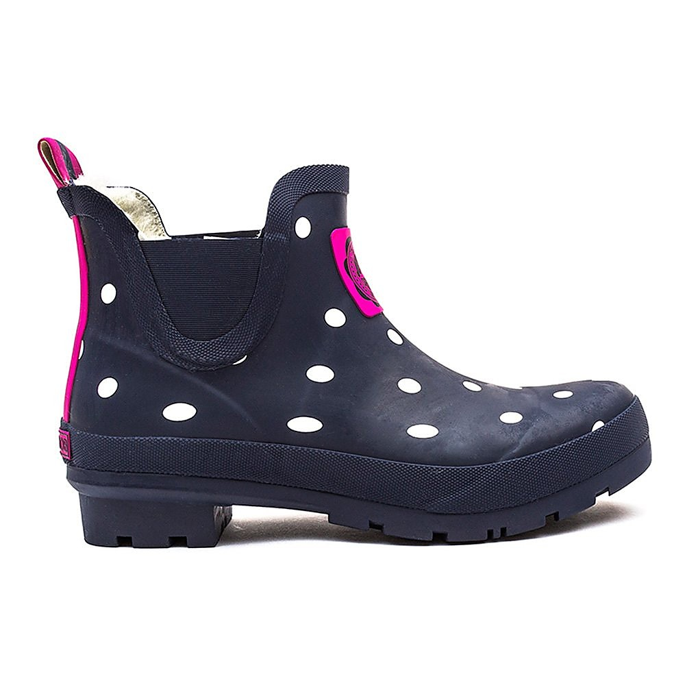 Joules Wellibob Womens Navy