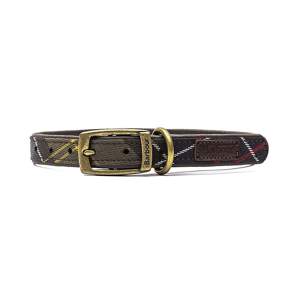 Barbour Classic Tartan Dog Collar