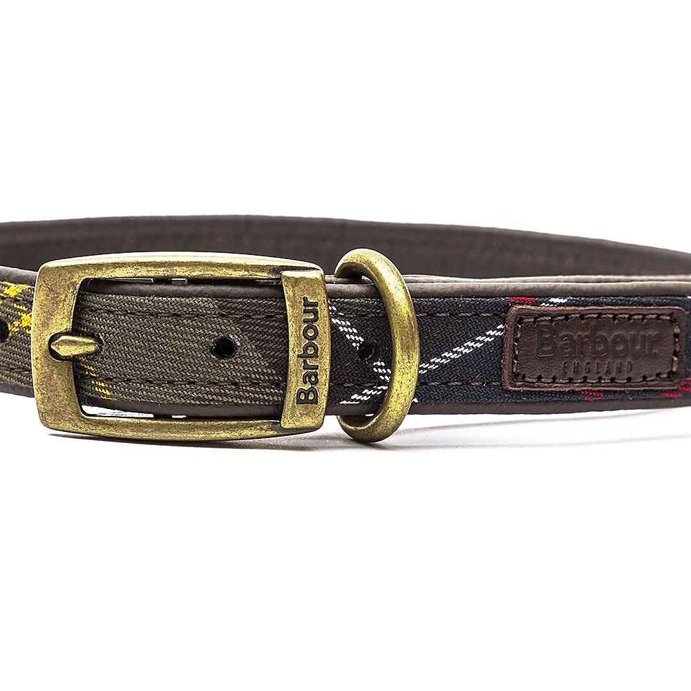 Barbour Classic Tartan Dog Collar