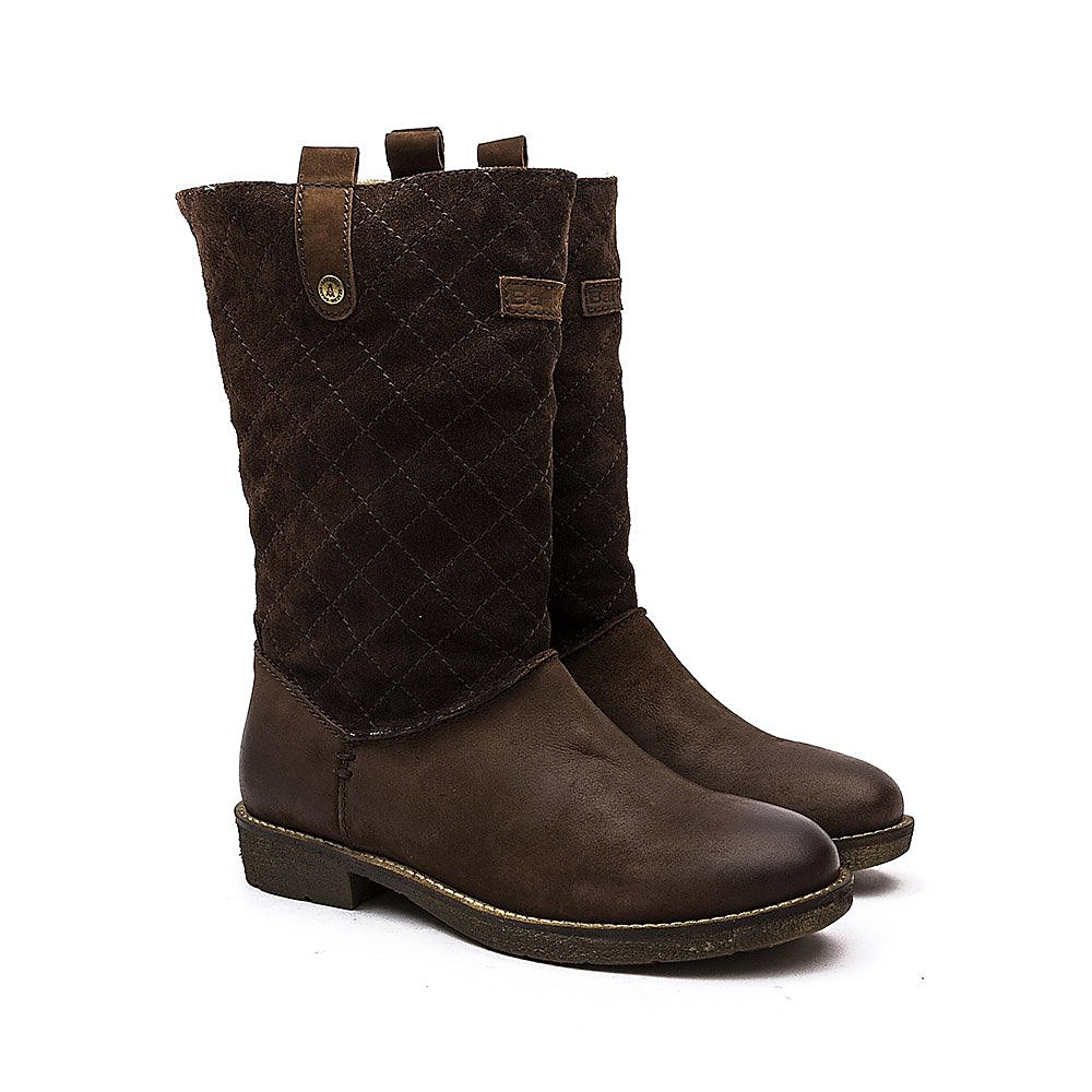 Barbour Apsley High Boot Womens Dark