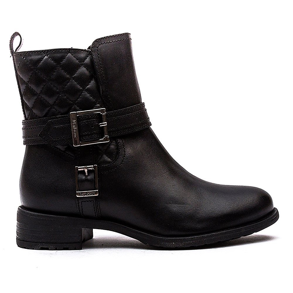 Barbour Felton Buckle Boot Womens