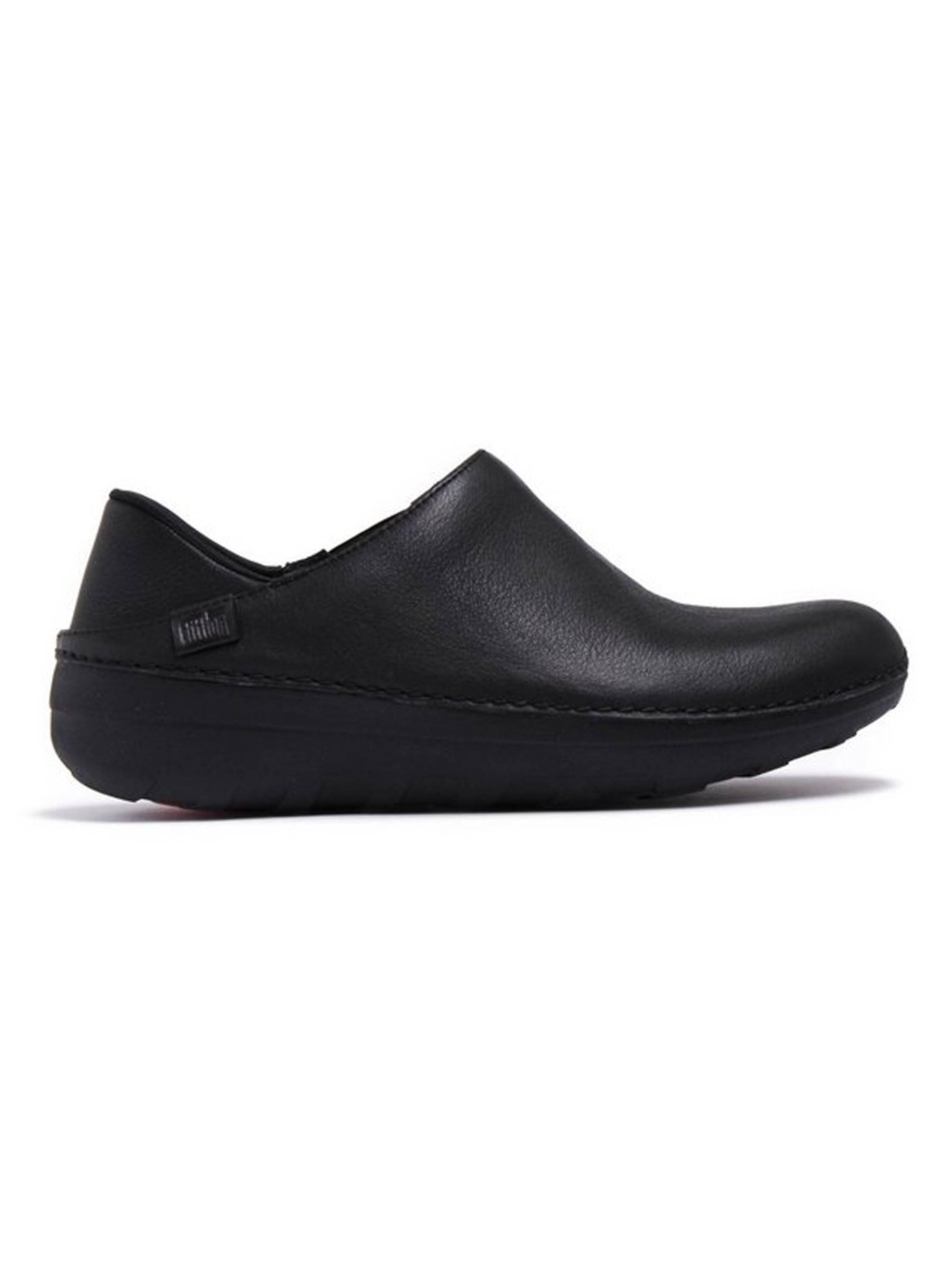 FitFlop Superloafer? Leather All Black