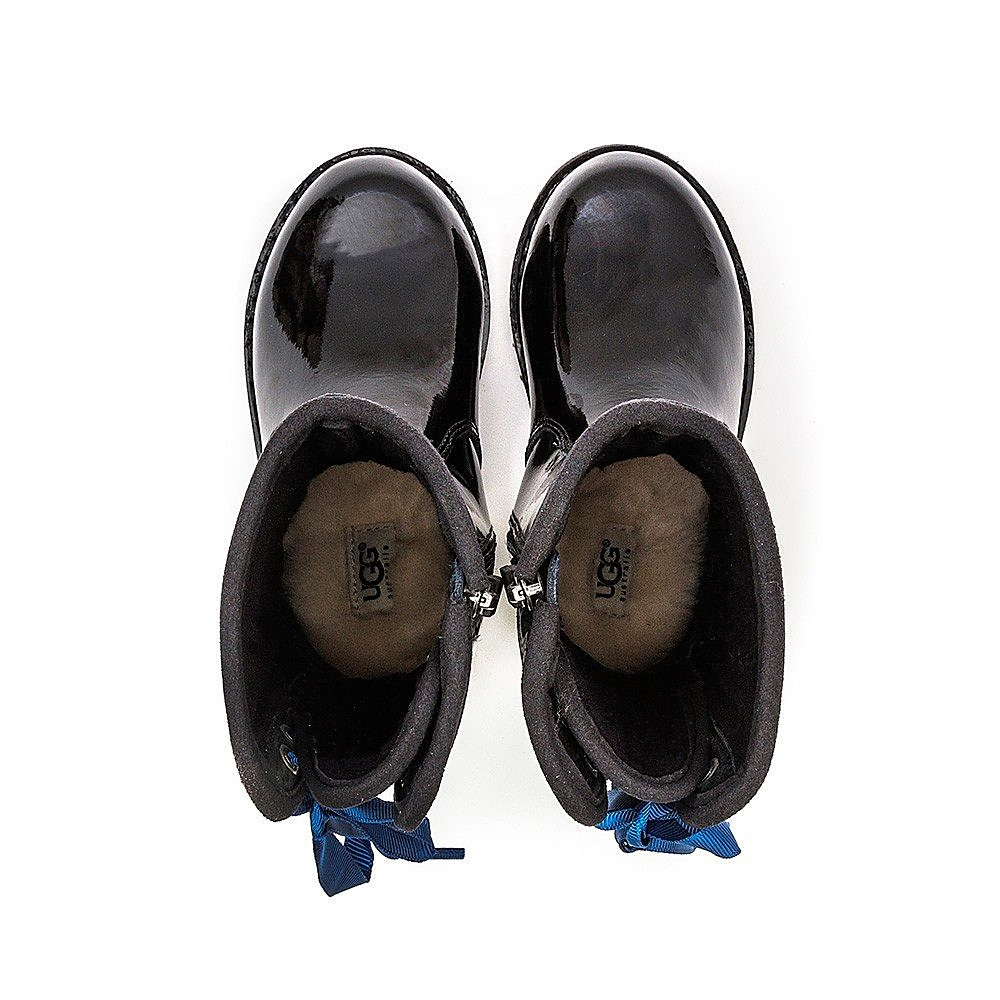 Ugg Infant Corene - Black Patent