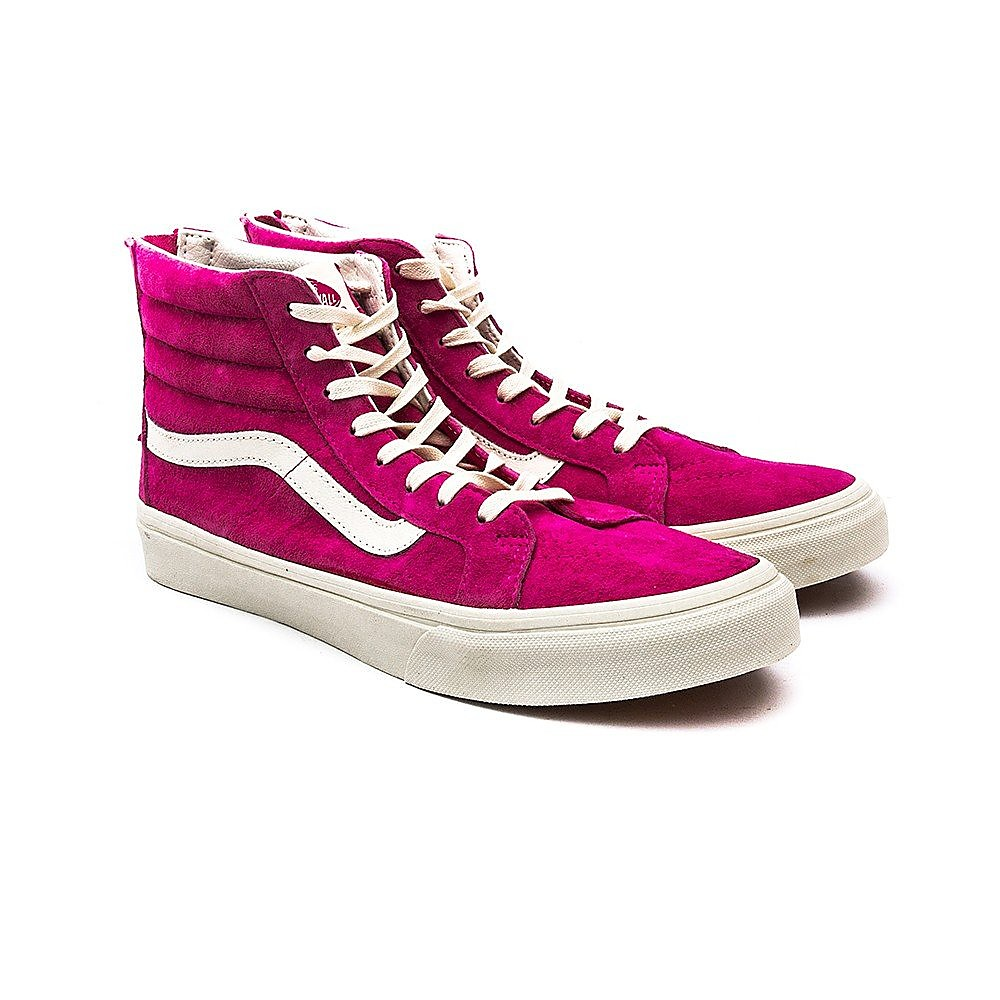 Vans SK8-Hi Slim Zip Womens Scotchgard