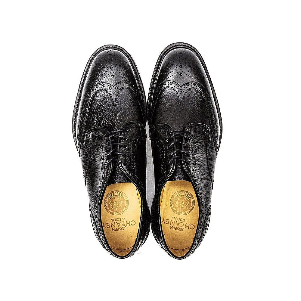 Cheaney Bexhill Black