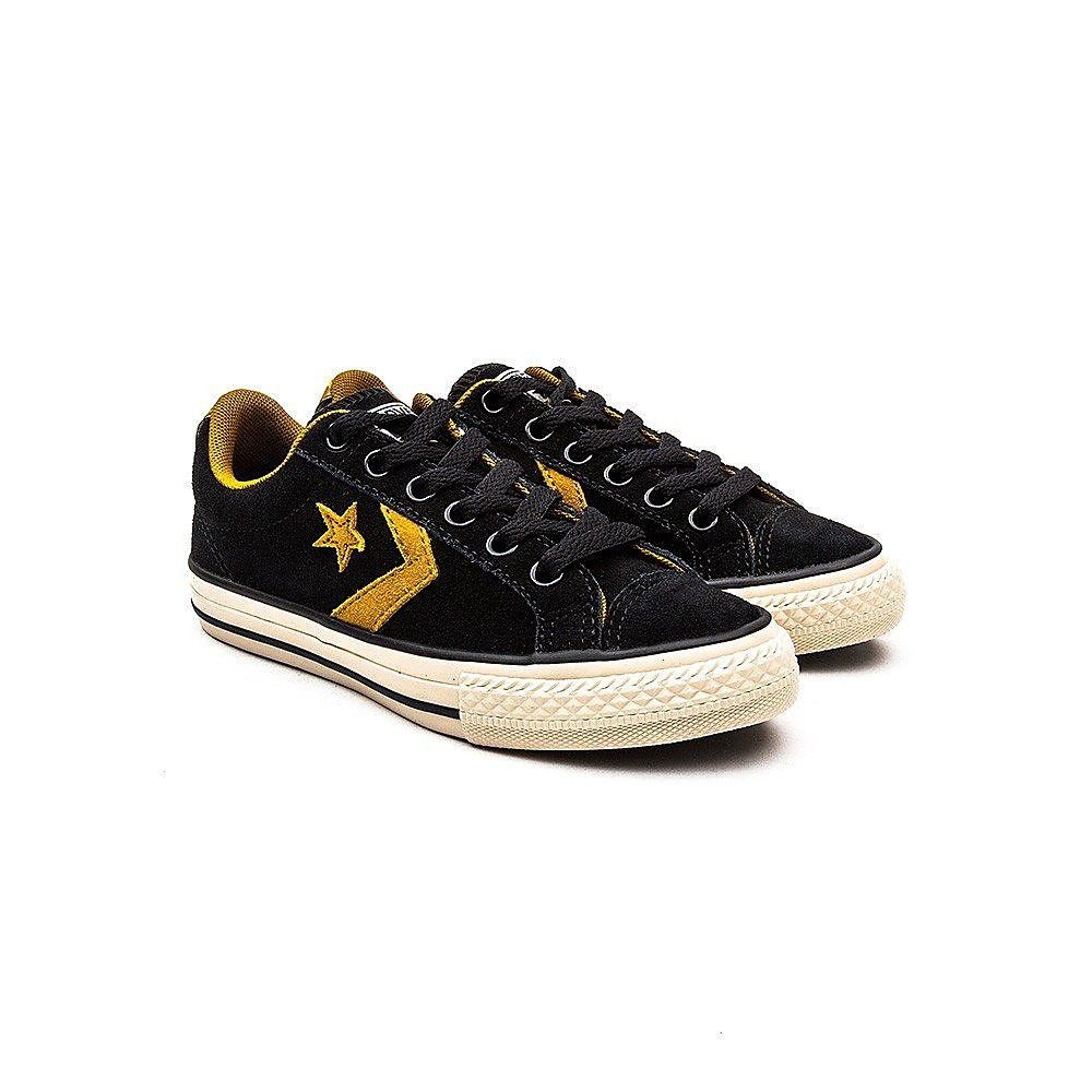 Converse  Star Player EV Kids Trainers - Black/Antiqued/Parcheme