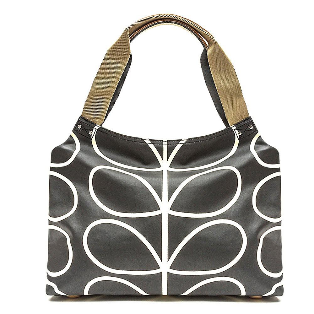 Orla Kiely Classic Zip Shoulder Bag