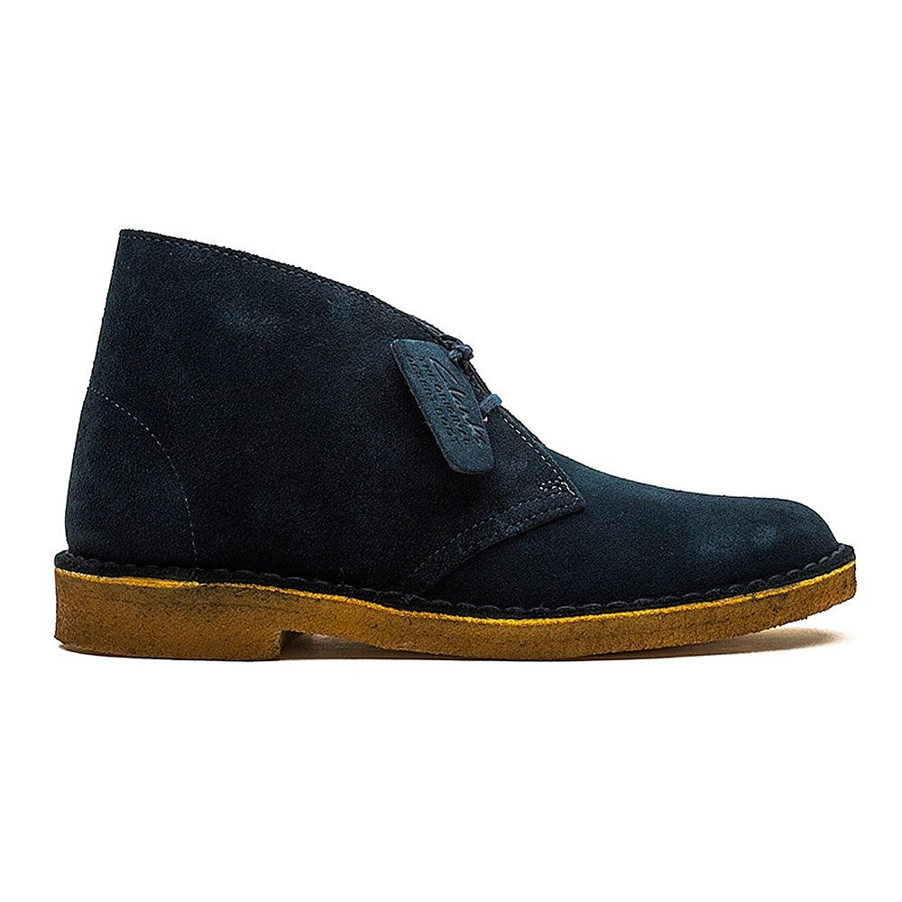 Clarks Desert Boot Womens Midnight