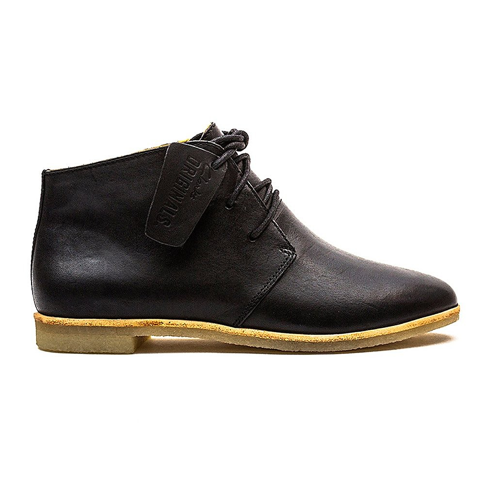 Clarks Phenia Desert Womens Black