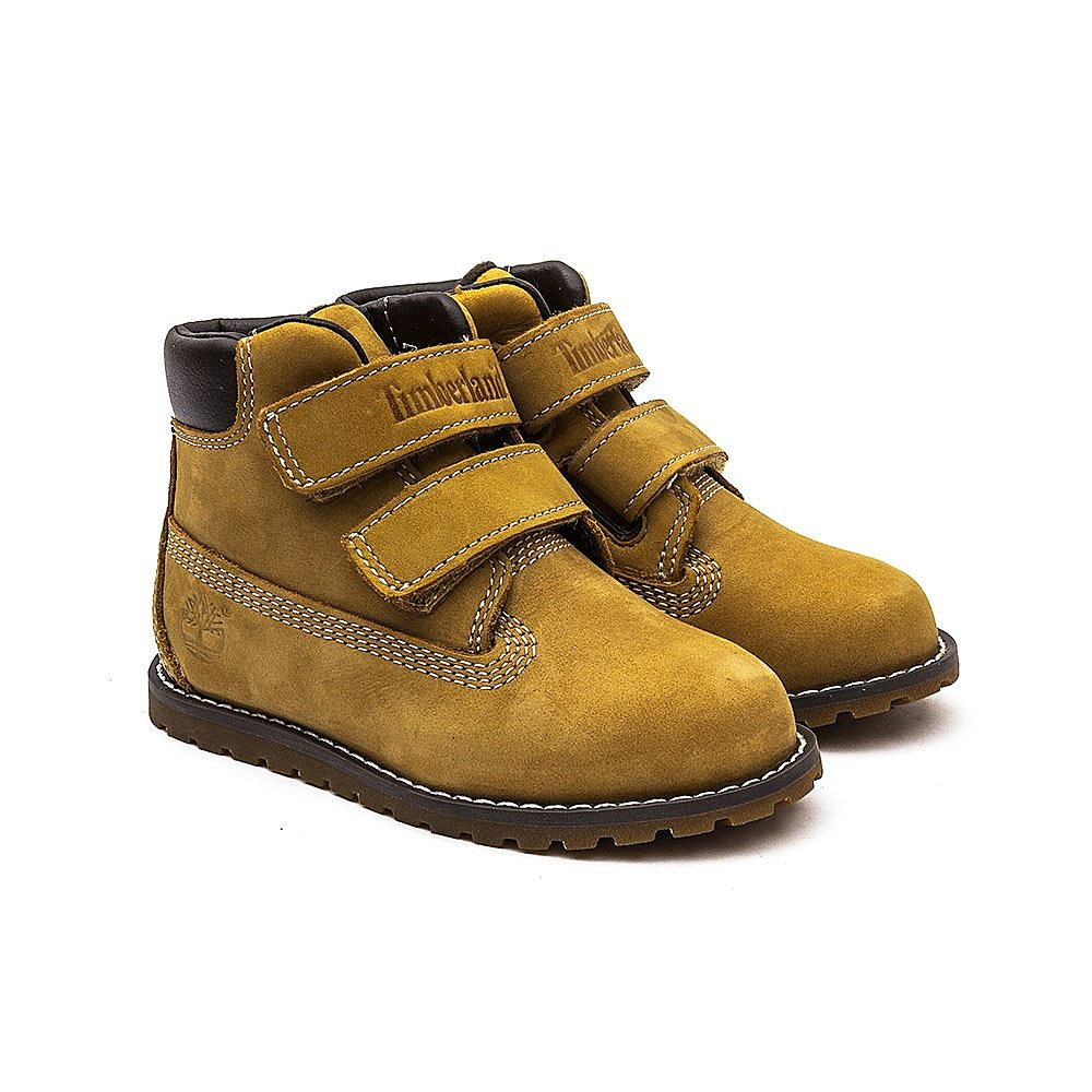Timberland Pokey Pine Hook-and-Loop Kids