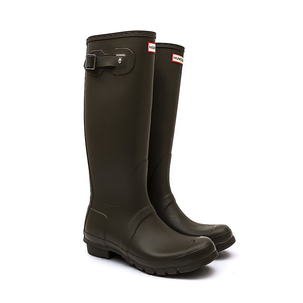 Hunter Wellies Original Tall Swamp