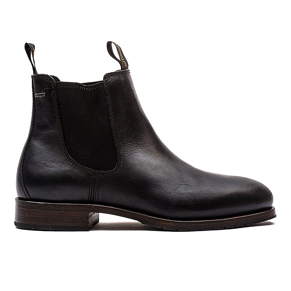Dubarry Mens Kerry - Black Leather