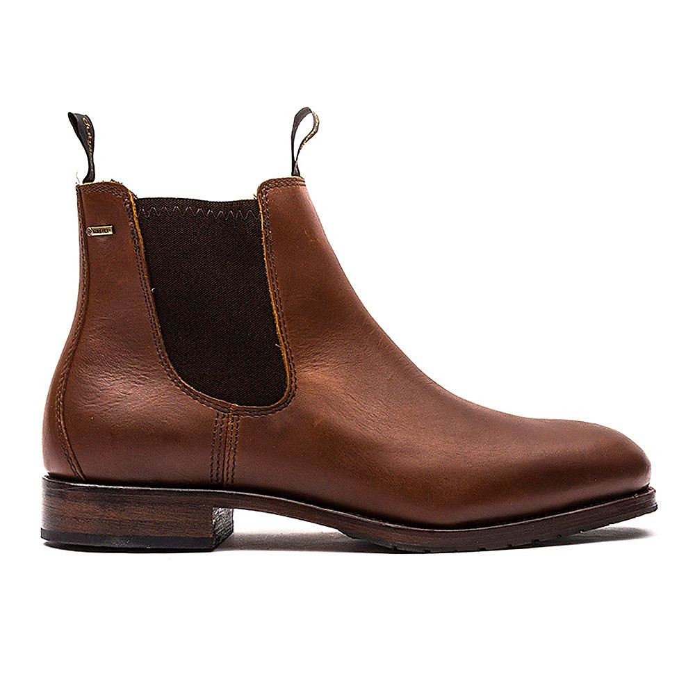 Dubarry Mens Kerry - Chestnut Leather