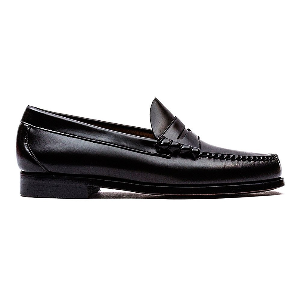 G.H. Bass Men's Weejuns Larson Moc Penny Loafers - Black