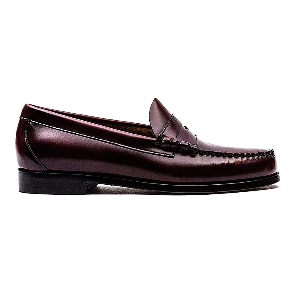 G.H. Bass Men's Weejuns Larson Moc Penny Loafers - Wine