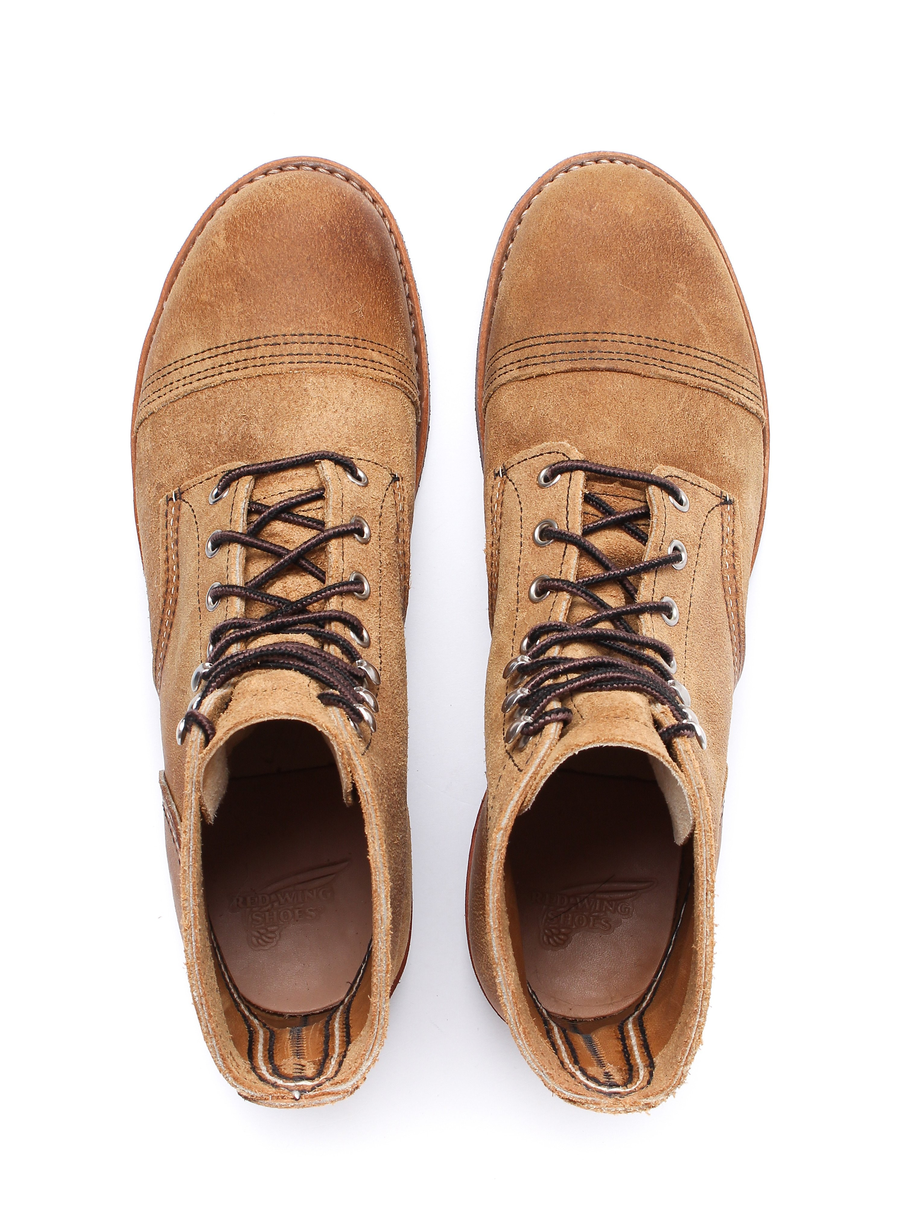 Red Wing 6'' Iron Ranger Hawthorne
