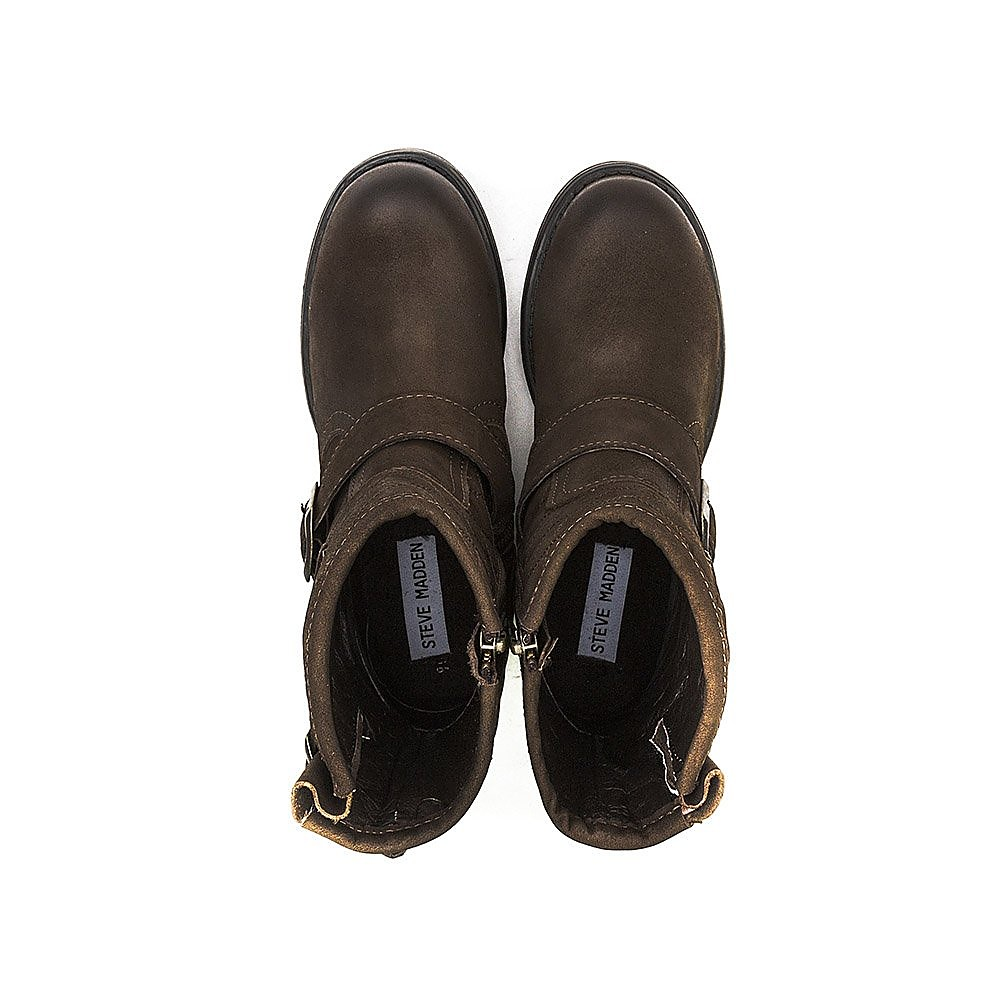 Steve Madden Denmark Womens Brown